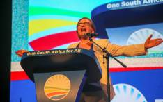 Federal Executive Council chairperson candidate Helen Zille. Picture: Our_DA/Twitter
