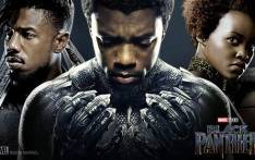 The 'Black Panther' promotional poster. Picture: Facebook