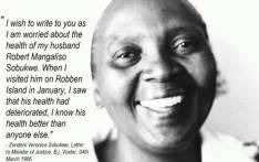 Zondeni Veronica Sobukwe. Picture: Supplied