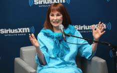 Gloria Vanderbilt speaks during SiriusXM's 'Town Hall' With Gloria Vanderbilt at SiriusXM Studios on July 14, 2016 in New York City. Town Hall To Air On Radio Andy. Picture: AFP.
