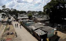 The Zandspruit informal settlement. Picture: Kayleen Morgan/EWN