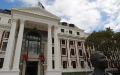 Parliament of South Africa in Cape Town. Picture: Christa Eybers/EWN