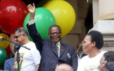 IFP leader Mangosuthu Buthelezi greets party supporters. Picture: ifp.org.za.