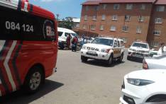 Two men have been killed and a third is in a critical condition following a shooting in an apartment in Selby, downtown Johannesburg. Picture: ER24.