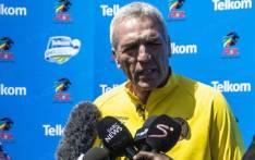 Kaizer Chiefs coach Ernst Middendorp. Picture: @KaizerChiefs/Twitter.