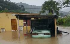 At least four people were killed following flooding over the Easter weekend in Port Saint Johns, in the Eastern Cape. Picture: @BantuHolomisa/Twitter