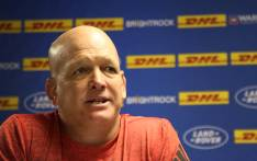 Western Province coach John Dobson addresses the media. Picture: Bertram Malgas/EWN