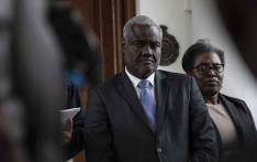 FILE: AU commission chair Moussa Faki Mahamat said the AU fully supports WHO and its director, Dr Tedros Adhanom Ghebreyesus. Picture: Abigail Javier/EWN