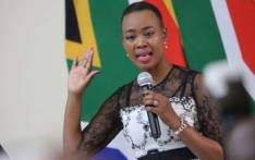 FILE: Minister of Communications Stella Ndabeni-Abrahams. Picture: Kayleen Morgan/EWN.