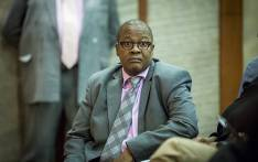 FILE: Brian Molefe listens to questions during a media briefing at Eskom's head office in Johannesburg on 4 November 2016. Picture: EWN