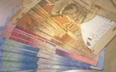 FILE: At 0650 GMT the rand was 0.21% firmer at 14.8040 per dollar after sliding to a close of 14.8350 on Monday in the face of some dollar demand and fears the slide in Turkey's lira could spread to other emerging market currencies. Picture: EWN.