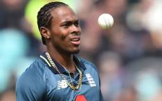 England fast bowler Jofra Archer. Picture: AFP