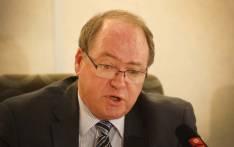 FILE: City of Cape Town Deputy Mayor Ian Neilson. Picture: EWN.