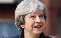 British Prime Minister Theresa May. Picture: @TheresaMayOfficial/Facebook.com.