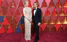 FILE:  Nicole Kidman arrives with her husband Keith Urban on the red carpet for the 89th Oscars on 26 February 2017 in Hollywood, California. Picture: AFP.