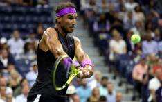 Rafael Nadal in action at the 2019 US Open at Flushing Meadows, New York on 27 August 2019. Picture: @usopen/Twitter