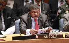Angolan President Joao Lourenco. Picture: United Nations Photo.