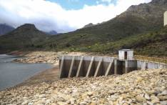 FILE: The Wemmershoek Dam in the Western Cape. Picture: Cindy Archillies/EWN