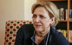 Former Absa CEO Maria Ramos at the World Economic Forum on 19 January 2017. PIcture: EWN
