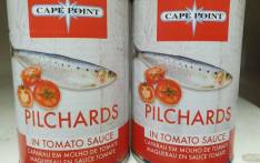 Pilchards in tomato sauce. Picture: Janice Healing/EWN