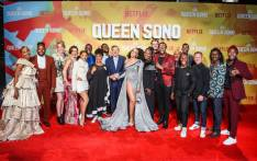 Netflix spy thriller Queen Sono premiered in Johannesburg on 27 February 2020. Picture: Twiter/@NetflixSA