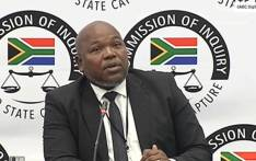 Former National Director of Public Prosecutions (NDPP) Mxolisi Nxasana. Picture: YouTube screengrab.