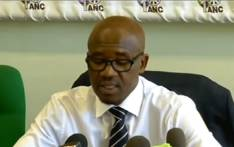 FILE: A YouTube screengrab of ANC Western Cape provincial acting chairperson Khaya Magaxa.