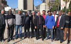 Members of the Concerned Clergy Western Cape. Picture: @Concerned-Clergy-Western-Cape/Facebook.com.