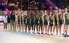 The South African netball team. Picture: @Netball_SA/Twitter