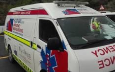 FILE: A Hout Bay Volunteer EMS ambulance. Picture: HBVEMS Facebook page