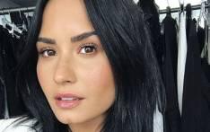 Demi Lovato. Picture: @ddlovato/instagram.com