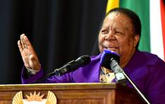 FILE: International Relations Minister Naledi Pandor. Picture: GCIS.