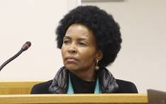 Maite Nkoana-Mashabane was ordered to appear in court today on a contempt of court charge after government missed a deadline to come up with a proper restitution plan for District Six. Picture: Bertram Malgas
