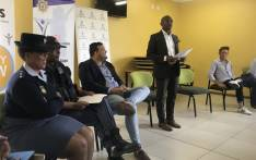 The National Youth Development Agency hosted a youth against crime and socio-economic event with young people at the Bonteheuwel library in Cape Town. Picture: Kaylynn Palm/EWN