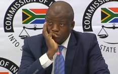 FILE: Former Treasury Director-General Lungisa Fuzile gives evidence at the state capture commission of inquiry on 22 November 2018.