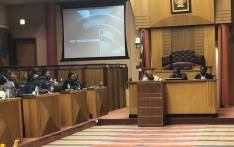 The SABC board and executive team on Tuesday 25 September 2018 presented its detailed turnaround strategy to Parliament's communications committee. Picture: @SAgovnews/Twitter
