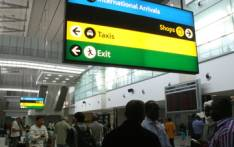 International arrivals terminal at Oliver Tambo International Airport. Picture: EWN.