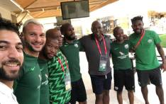 Members of Bafana Bafana. Picture: @BafanaBafana/Twitter