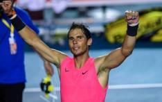 Rafael Nadal. Picture: @ATPTour/Twitter