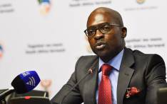 FILE: Former Home Affairs Minister Malusi Gigaba. Picture: @SAgovnews/Twitter