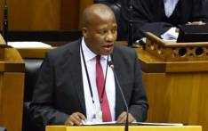 African National Congress (ANC) chief whip Jackson Mthembu. Picture: @ANCParliament/Twitter
