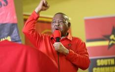 FILE: The SACP's Blade Nzimande. Picture: @SACP1921/Twitter