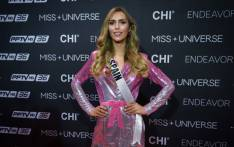 Angela Ponce of Spain poses during an interview with journalists at a media event of 2018 Miss Universe pageant in Bangkok on 14 December 2018. Picture: AFP.