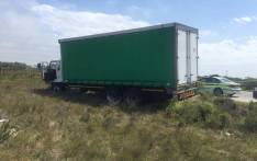 Port Elizabeth police are seeking assistance from the community for information that can lead to the arrest of suspects and/or the recovery of 55 bales of mohair stolen by thieves on Wednesday night, 16 October 2019, during a hijacking incident of a truck at the M4 and Uitenhage Road intersection. Picture: @SAPoliceService/Twitter