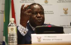 Finance Minister Tito Mboweni addressing the media prior to his annual Budget speech taking place on 20 February 2018 in Cape Town. Pictures: Cindy Archillies/EWN