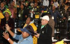 Western Cape ANC provincial secretary Faiz Jacobs (in cap) at the party's meeting in Athlone on 9 December 2018. Picture: Supplied