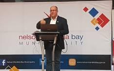 Nelson Mandela Bay Mayor Athol Trollip. Picture: @NMBmunicipality/Twitter