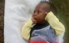 Kidnapped baby boy Kwahlelo Tiwane. Image: SAPS