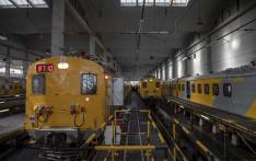 FILE: A view inside the Prasa repair depot on 28 May 2018, where trains are fixed, renovated and parts are shipped off for off-site repairs. Picture: Thomas Holder/EWN