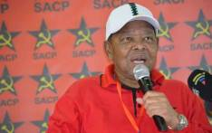 FILE: SACP general secretary Blade Nzimande. Picture: Twitter/@SACP1921